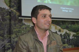 Andrés Ospina, gerente de Polinizar.