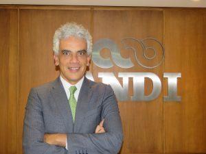 Ricardo Lozano, Centro Nacional del Agua