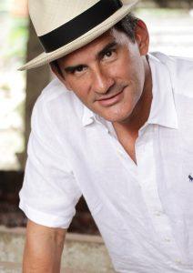 Fernando Crespo, agrónomo ecuatoriano. Crédito: Lissette Quezada. Diario Expreso