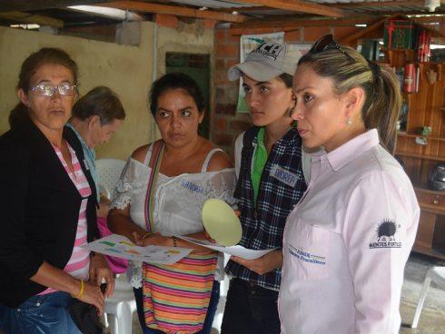 Jornada cacao en San Vicente de Chucurí