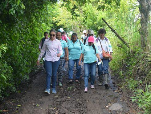 Visita a San Vicente de Chucurí
