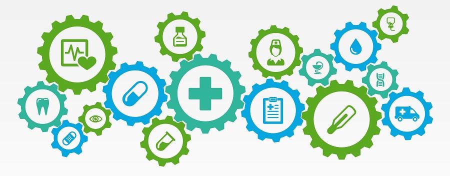 Negocios en sector salud