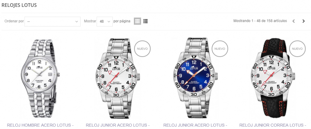 Tips para mejorar el posicionamiento web de una tienda de relojes