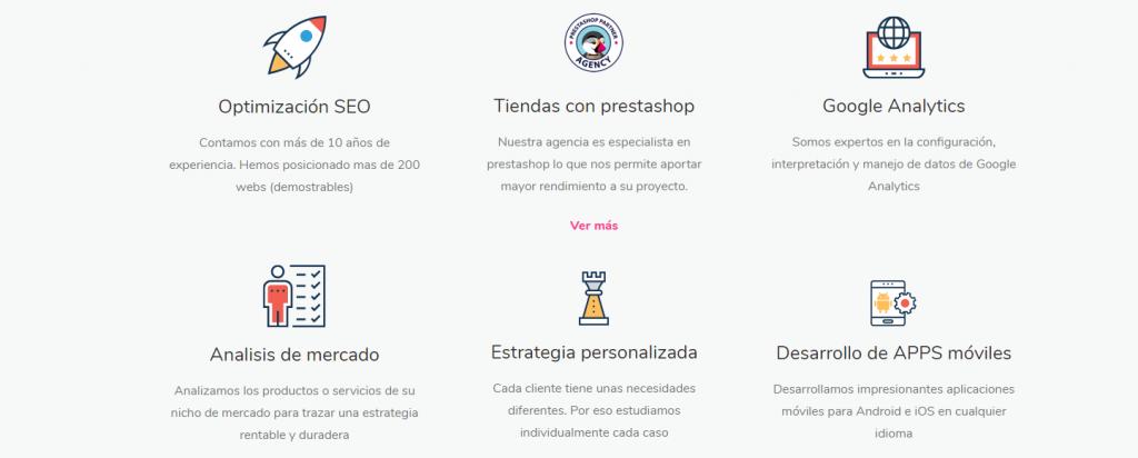 SEO PUNK, agencia de Posicionamiento web Alicante