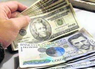 Dólar, Peso, TRM