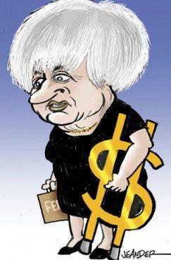 Yellen dólar