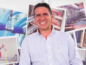 Carlos Mario Maya, gerente de Ingeneumática.