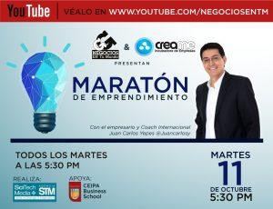 Maratón de Emprendimiento.