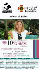 Paola revela 10 características de las mujeres exitosas