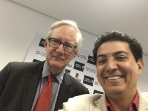 Con Tom Peters