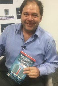 Felipe Gómez, conferencista y autor