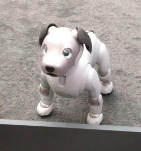 Aibo, el divertido perrito de Sony