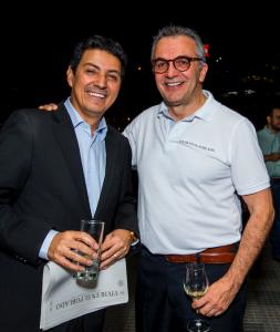 Con Fernando Ojalvo
