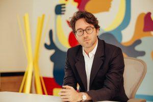 Andrés Robatel, de Mercado Libre