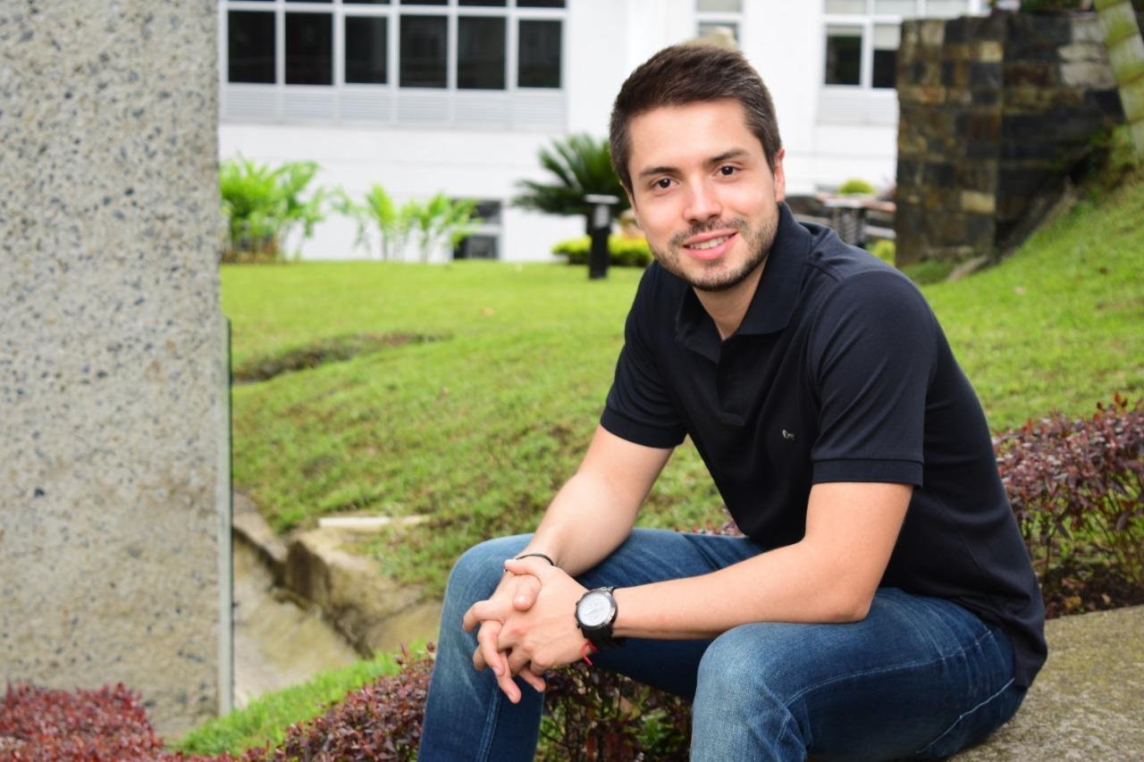 Jorge Andrés Vélez, docente del Ceipa