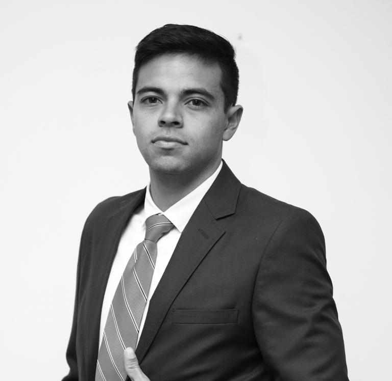 David Antonio Lizarazo Socio y Abogado de la Firma Lizarazo & Álvare