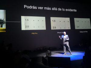 David Moheno, el gerente de Relaciones Públicas de Huawei para Latinoamérica