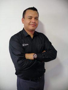 Yeisson Parra, ejecutivo de AMD