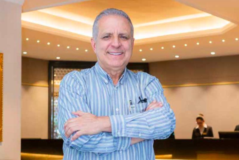 Alonso Monsalve, presidente de L´alianxa Travel Network