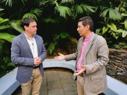 Este es Leandro Izquierdo, director ejecutivo de ACEI