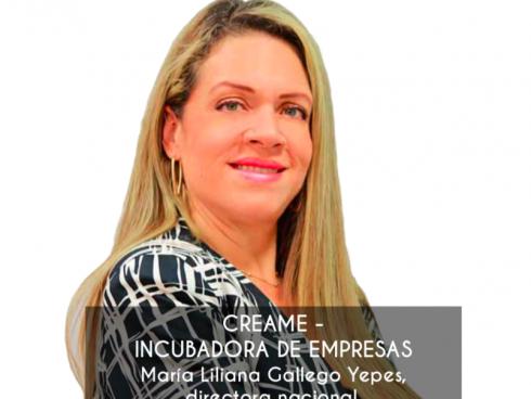 Liliana Gallego, directora de Creame