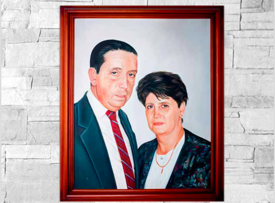 Jaime Pérez Monsalve y Amelia Pérez Monsalve, fundadores de El Palacio del Billar