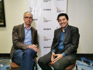Scott Grey preside la Organización Mundial de Fotografía