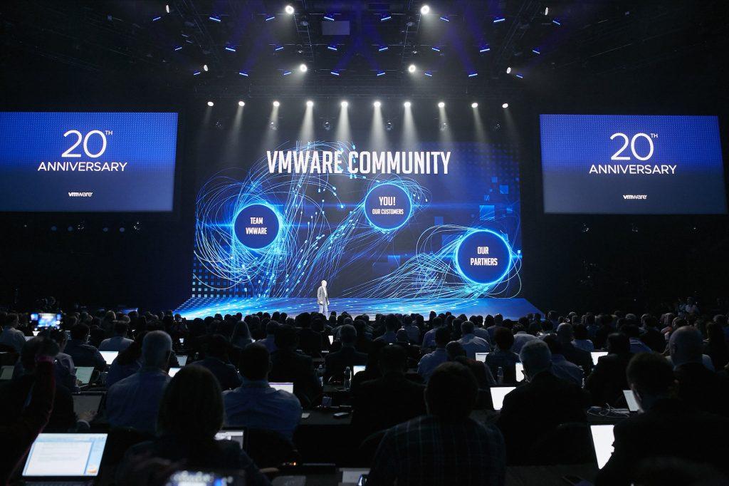 VMware cumplió sus 20 años