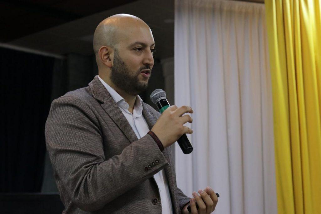 Carlos Betancur, cofundador y gerente para Colombia de BTODigital