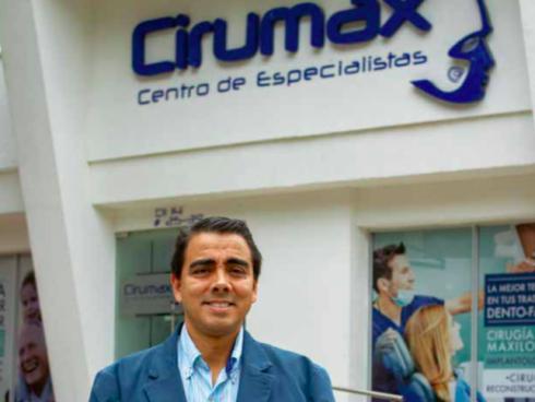 Este es Jorge Ramírez, el creador de Cirumax