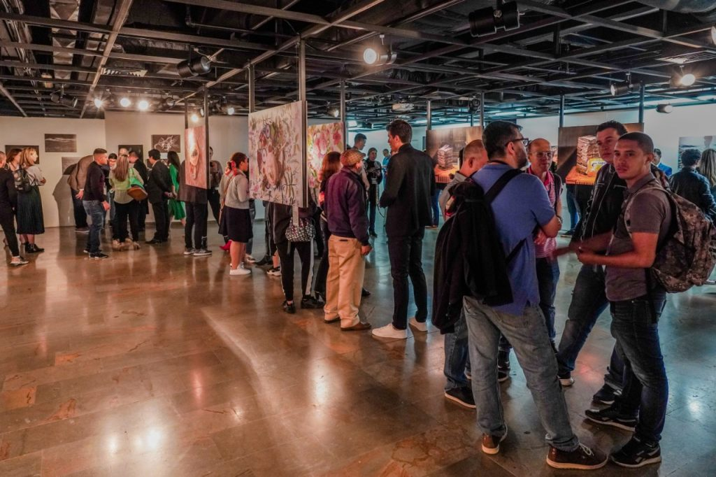 Exposición de fotografía en el Museo del Agua
