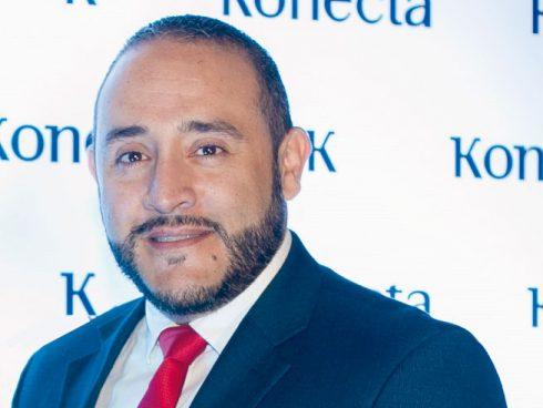 Juan David Serna, gerente de la Fábrica de Software de Konecta