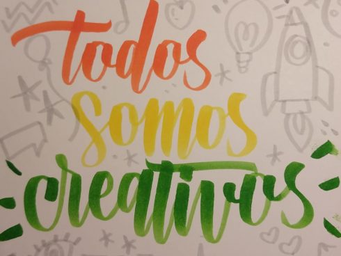 Diseño hecho por la estudiante Paola Palacio