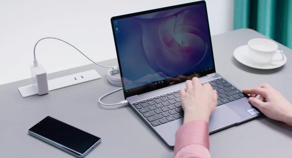 Este es el MateBook 13. Foto cortesía Huawei