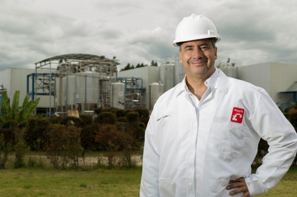 Carlos Enrique Cavelier, Coordinador de Sueños de Alquería