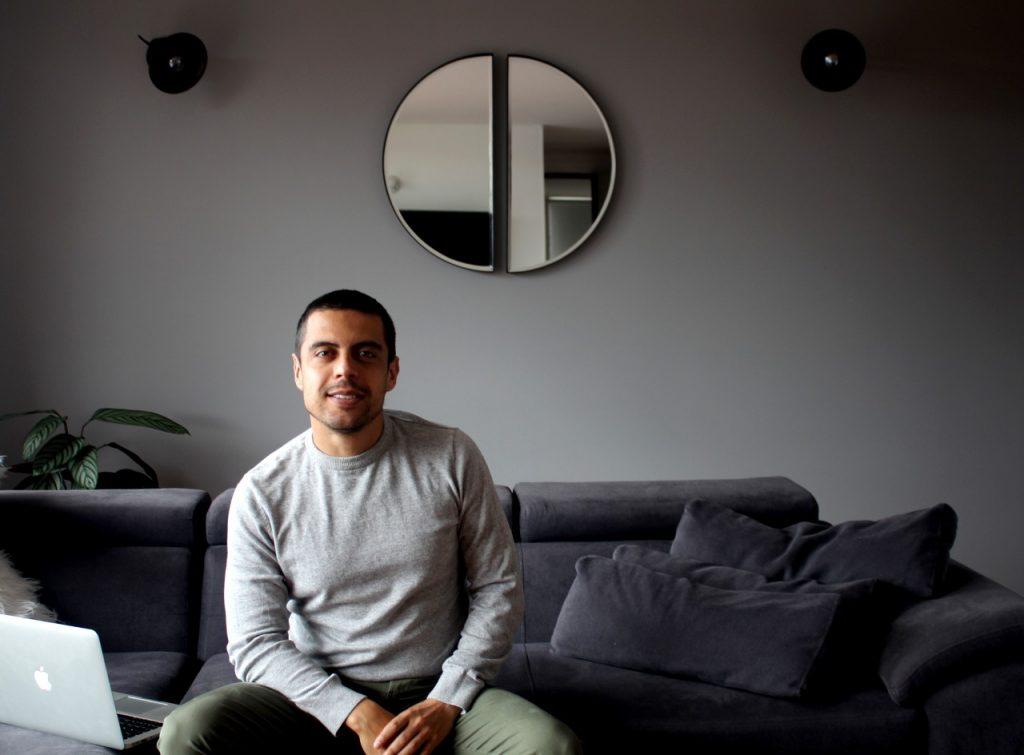 José Gómez, Country Manager de Sensedia para Colombia