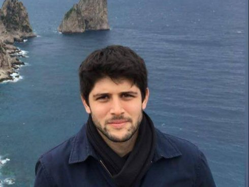Diego Granados, CEO fundador de Workep