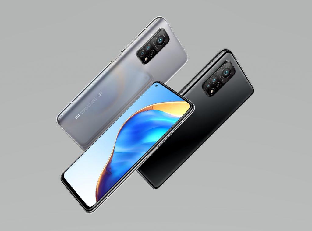 Este es el celular Mi 10T Pro de Xiaomi