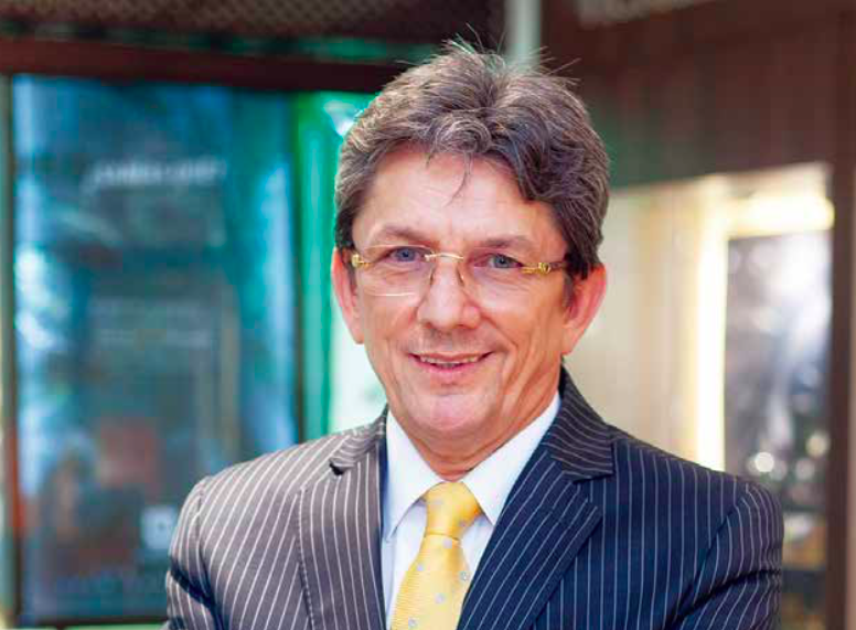 Alfredo Restrepo, de la Joyería Intercontinental