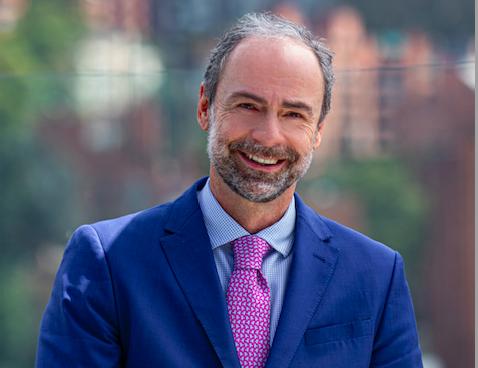Miguel Eugene, gerente del Hilton Bogotá