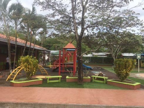 Los centros de infancia ya no se verán desolados. Foto cortesía Comfenalco.