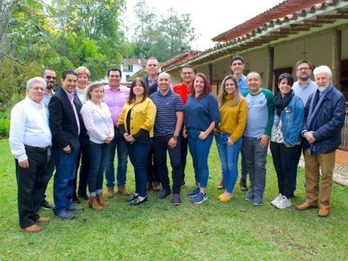 Integrantes de la cohorte 2021 del FAD