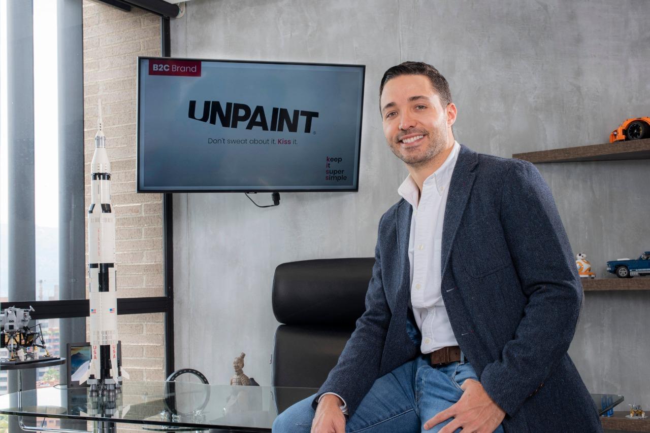 Juan Camilo Botero es el CEO de Glasst Innovation Company
