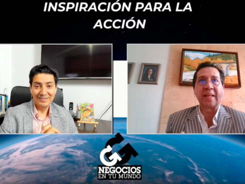 Mi conversación con César Funes, de Huawei