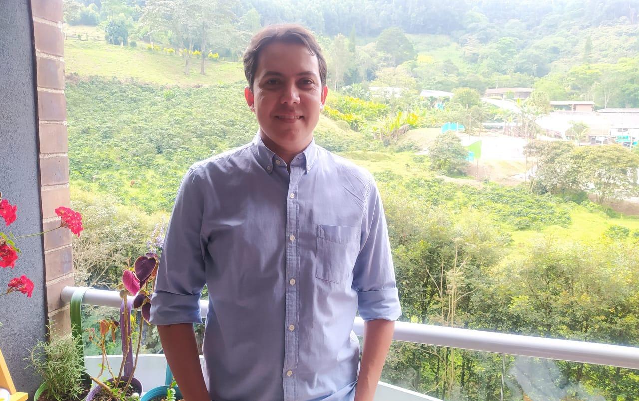 Juan José Sánchez, líder de Nuevos Negocios de Comfenalco Antioquia