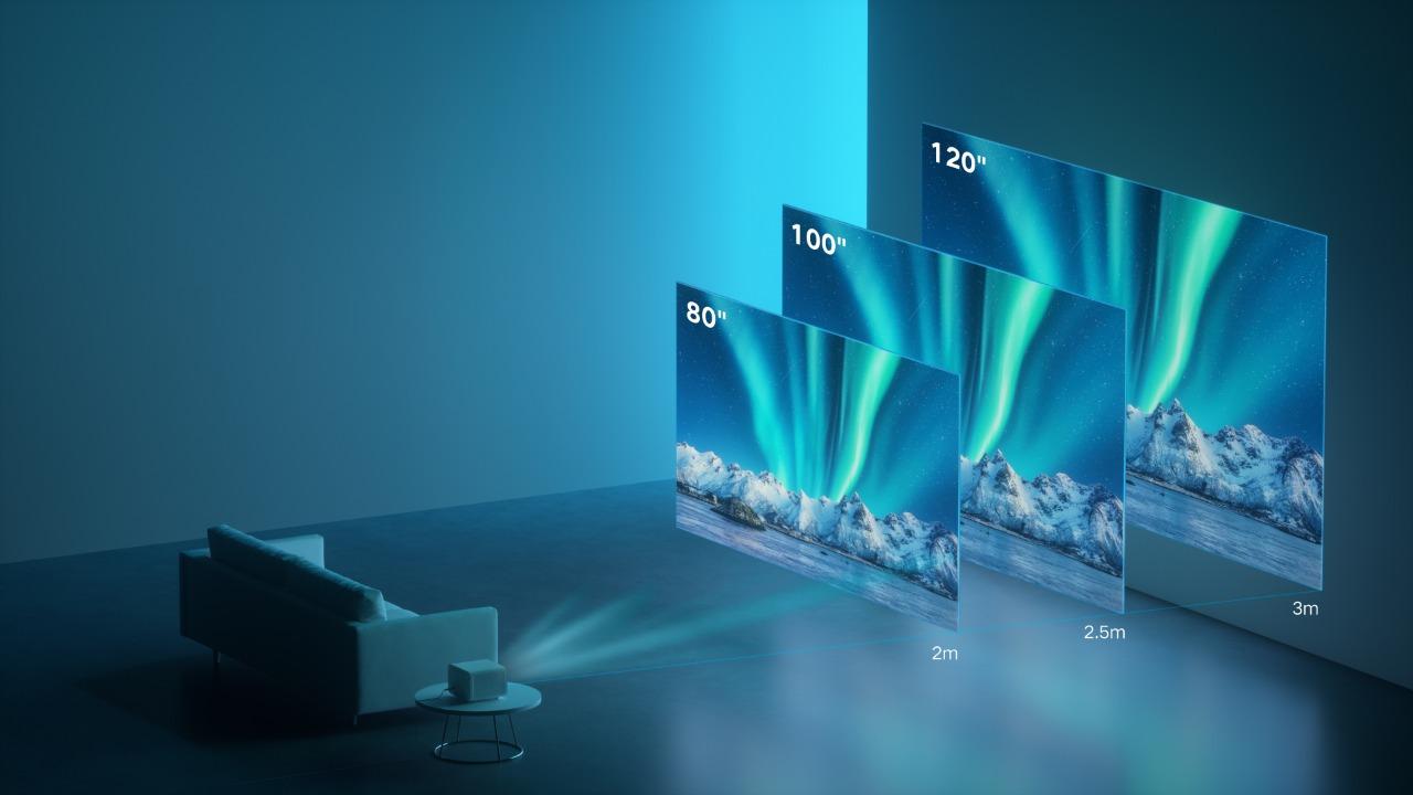 Mi Smart Projector 2 Pro, el nuevo sistema inteligente de cine en casa