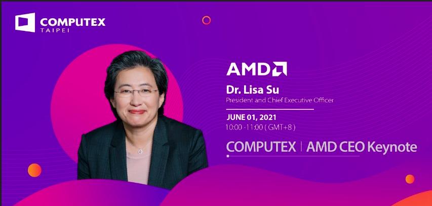 Lisa Su de AMD estará en Computex