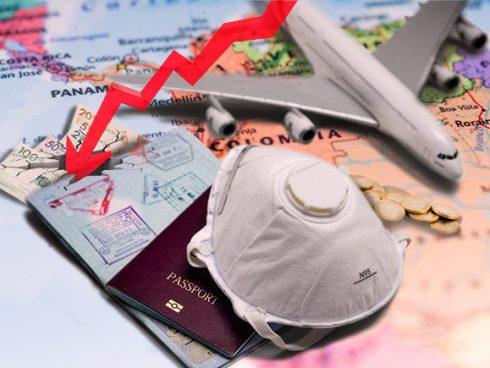 como queda el turismo y el transporte aéreo después del aislamiento