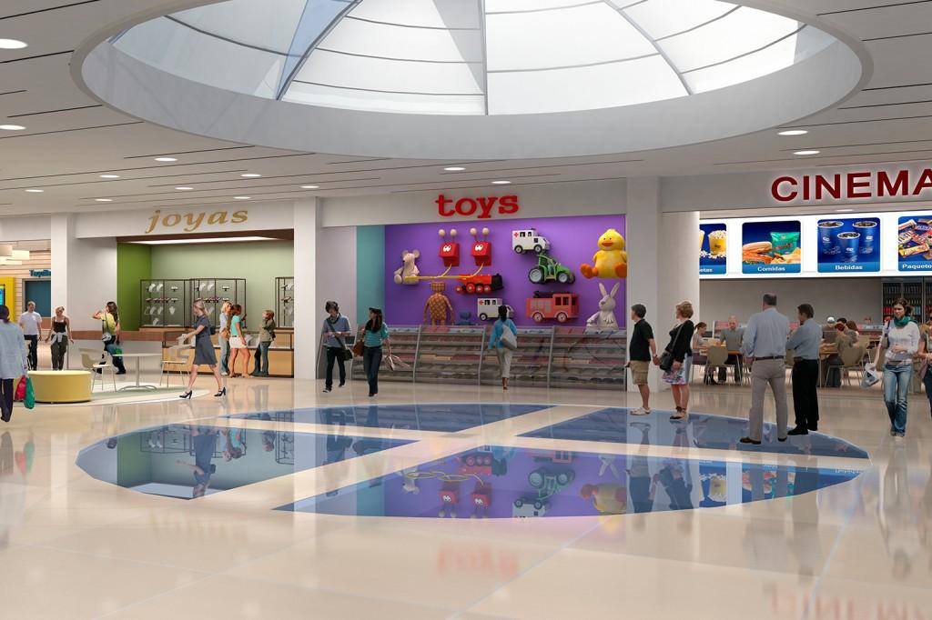 C mo est n los centros comerciales en 2017 raddar - La illa centro comercial ...
