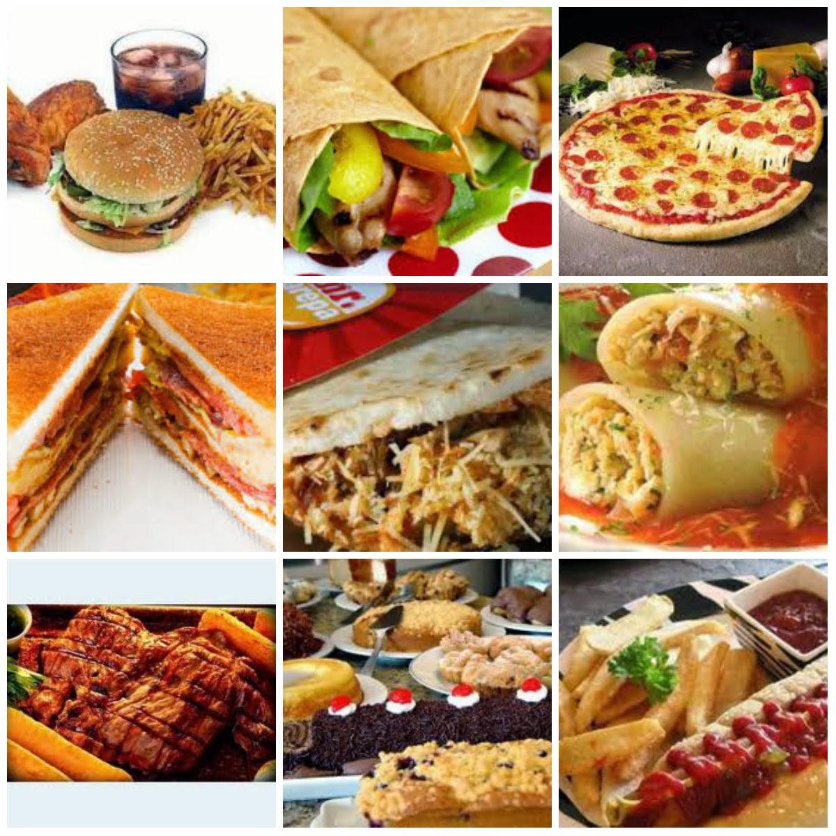 El circulo vicioso de la comida raddar blogs portafolio for Comidas rapidas de preparar